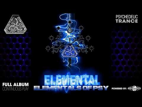 Elemental - Elementals Of Psy (digiep054 / Digital Drugs Coalition) ::[Full Album / HD]::