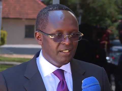 EXCLUSIVE: One on One with Martin Ngoga