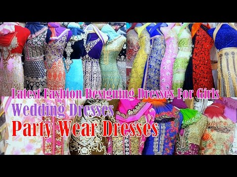 Diwali Special Latest Designing Dress For Girls | Party Wear Dresses At Cheap Price | Wedding Dress