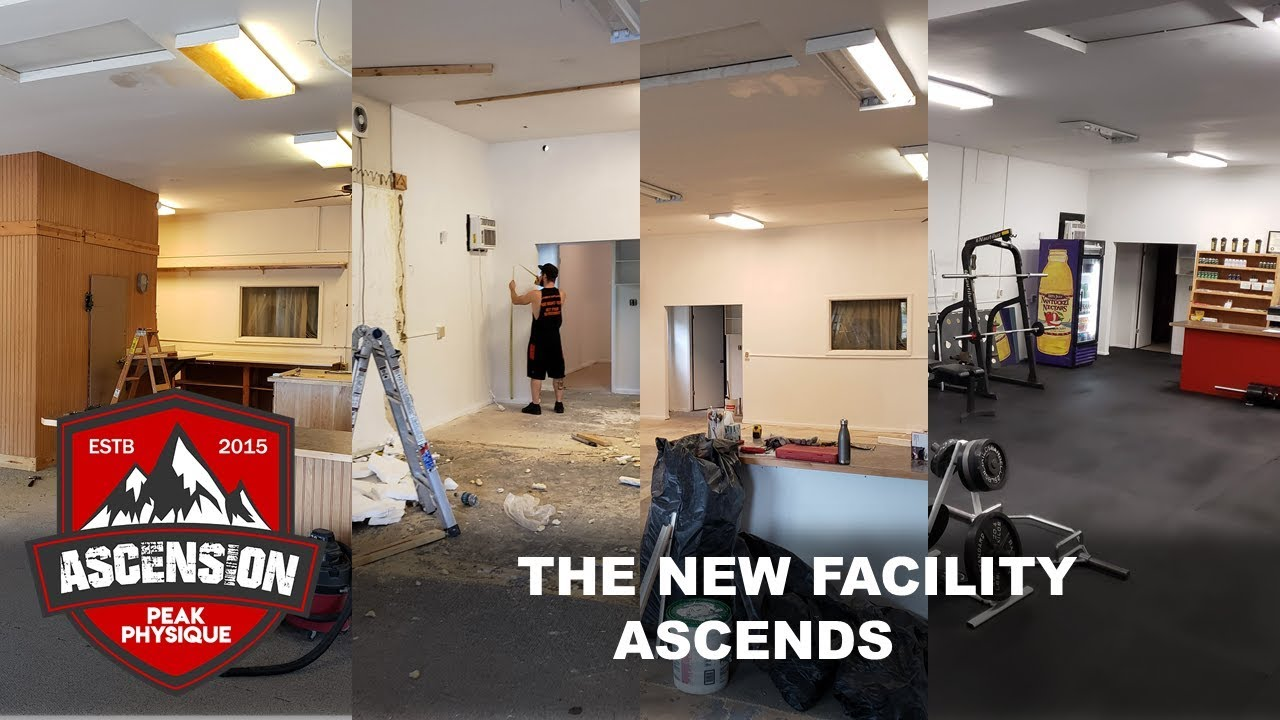 The new Facility Ascends!