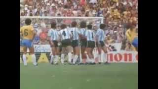 BEST FIFA WORLD CUP GOALS - 1970-2006 - FIFA THEME SONG (WAVING FLAG)