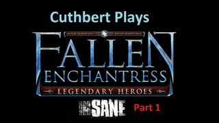 Fallen Enchantress Legendary Heroes INSANE Part 1