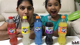 Funny Kids learning  colors with Fanta & Nursery Rhymes with Fahsin