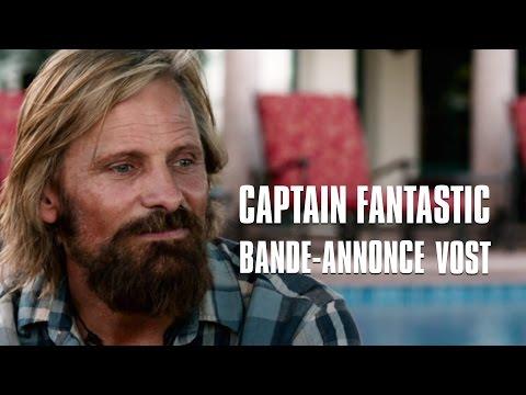 CAPTAIN FANTASTIC de Matt Ross avec Viggo Mortensen - Bande-Annonce VOST