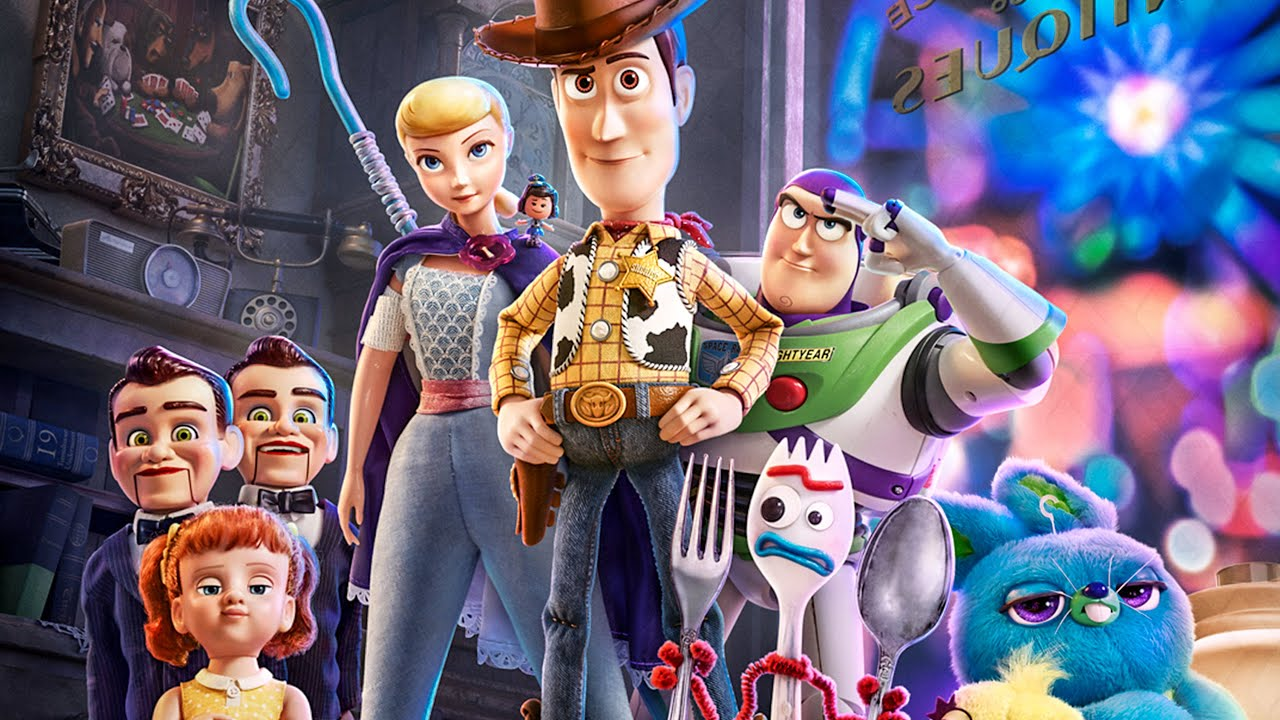 Toy Story 4 6 Minutes Trailer 2019 Youtube