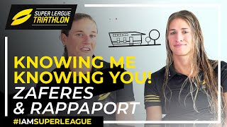 Knowing Me, Knowing You - Super League Triathlon's Katie Zaferes