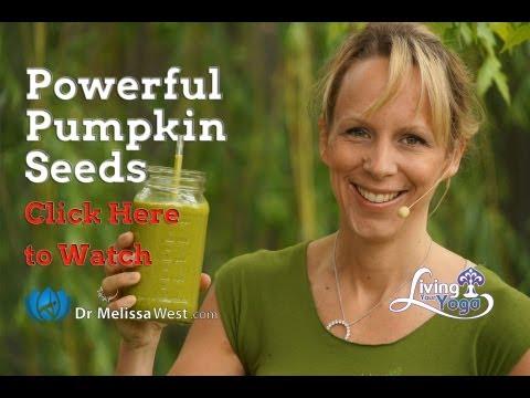 Powerful Pumpkin Seed Smoothie Recipe