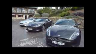2011 Aston Martin Virage First Drive part 2/2
