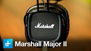 Marshall Major 2 Headphones - Hands on Review