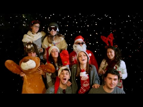 Train - Shake Up Christmas cover - Live Zoom Production & Friends