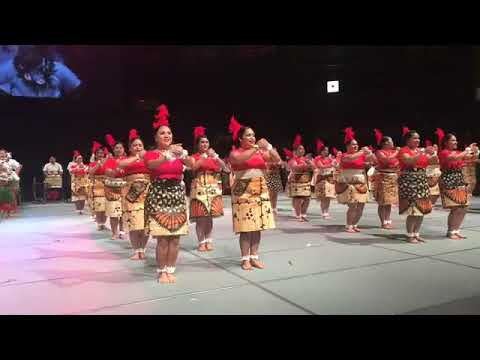 Culture Night 2018: Tonga
