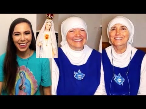 Meet the YouTuber Nuns: Answering ALL your questions!! | PART 1 of 3
