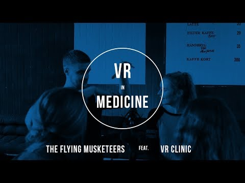 Virtual reality simulation in medicine - diagnostics - interview with VR Clinic