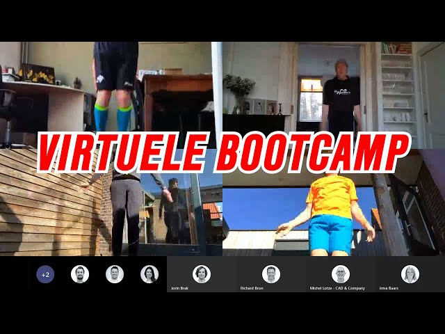 Virtuele bootcamp