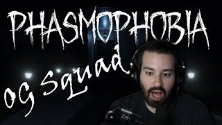 Seananners Is Just Trying To Get Us All Hunted! (Phasmophobia Funny Moments)