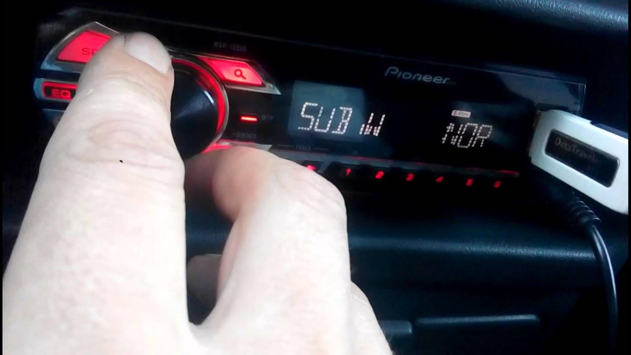 pioneer den-4400bt инструкция