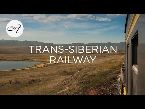 Audley Presents The Trans-Siberian Railway