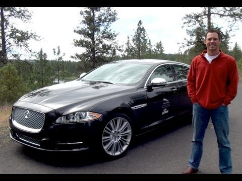 2012 Jaguar XJL Portfolio Drive and Review - YouTube
