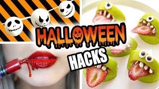 DIY Halloween LIFE HACKS Everyone SHOULD Know