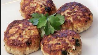 Chinese Tofu And Turkey Patties-tofu Burger