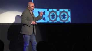 Is originality overrated? Taghi Amirani at TEDxSantiago