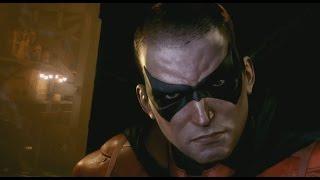 Batman Arkham Knight - Друзья Бэтмена: Робин, Найтвинг, Женщина-кошка