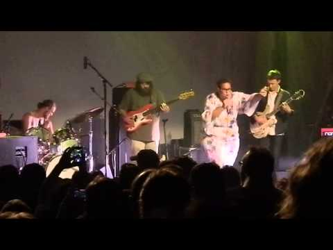 """Alabama Shakes """"Over My Head"""" 2015-08-28 Shoals Theater, Florence, Ala."""