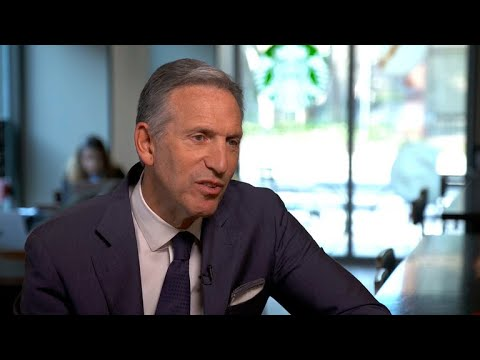 "Starbucks' Howard Schultz was ""sick"" to his stomach when he saw arrests video"
