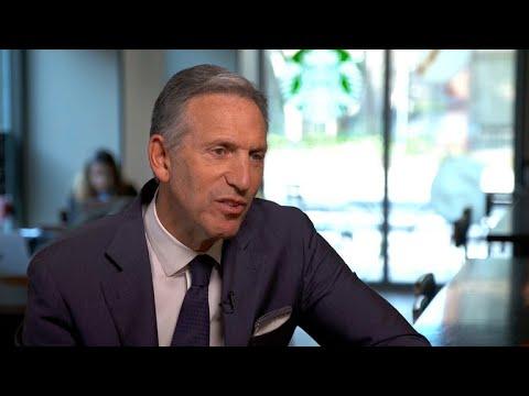 Starbucks' Howard Schultz was