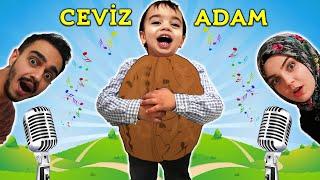Ceviz Adam Sip Sap Sop - Eglenceli   ocuk Sarkisi - YED SHOW Resimi