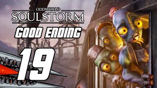 Oddworld: Soulstorm (PS5) Gameplay Walkthrough Part 19 'Good Ending' - No Commentary