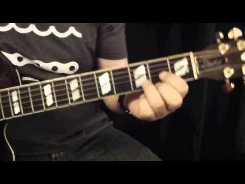 Shenandoah guitar lesson