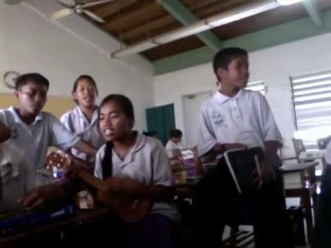 Marshallese Song @ Marshall Islands