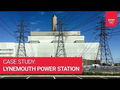 Wood Group Industrial Services - Lynemouth Power Station