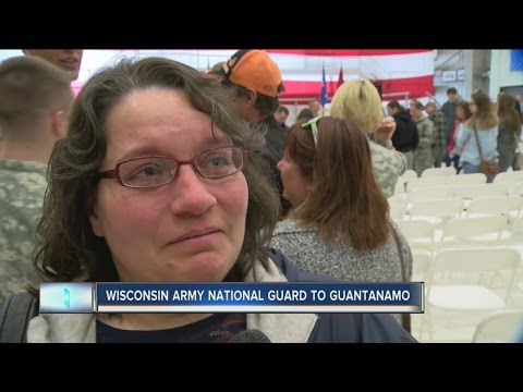 Wisconsin Army National Guard to Guantanamo