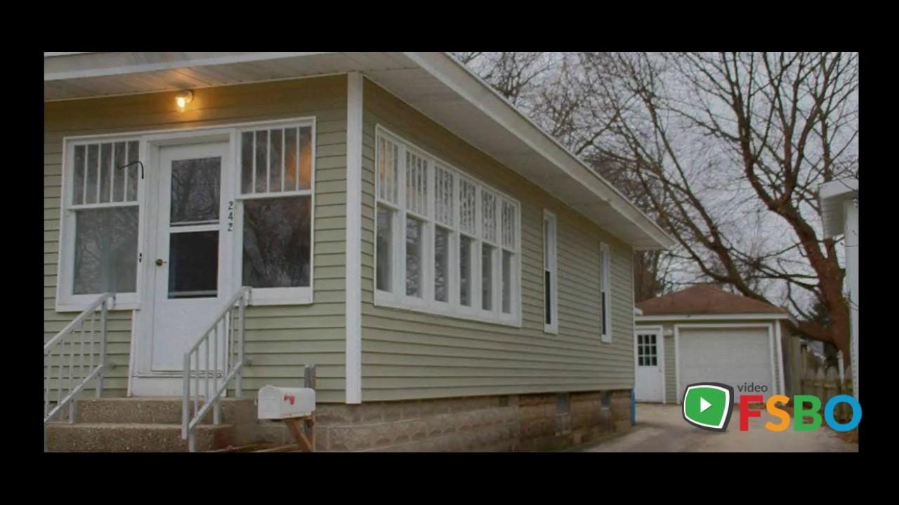 Summary - 242 N Ottawa St, Zeeland, MI 49464 Home Sale