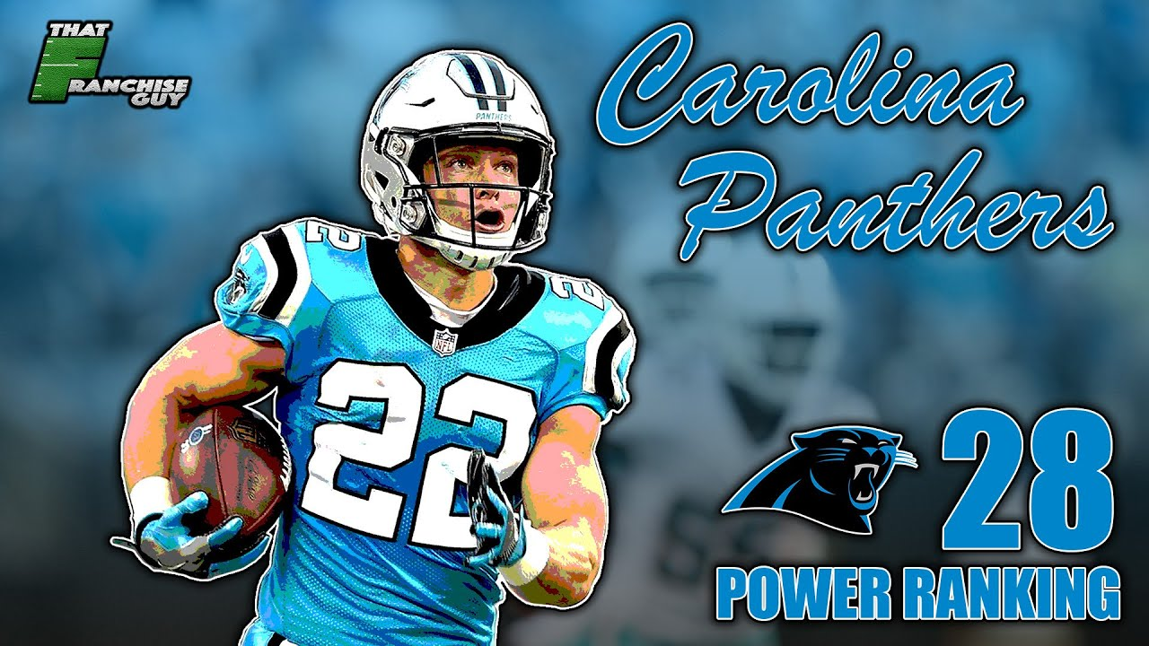 A Deep Dive Into The 2020 Carolina Panthers Power Ranking 28 Youtube