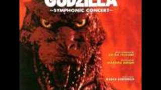 Battle in Outer Space Theme - Akira Ifukube [Godzilla Symphonic Concert]