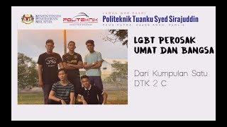 Gambar cover PTSS | DUA2012 | LGBT Perosak Umat dan Bangsa