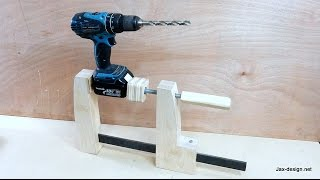 Video Large Strong Wooden Clamp with Unique Swivel Pad download MP3, 3GP, MP4, WEBM, AVI, FLV September 2018
