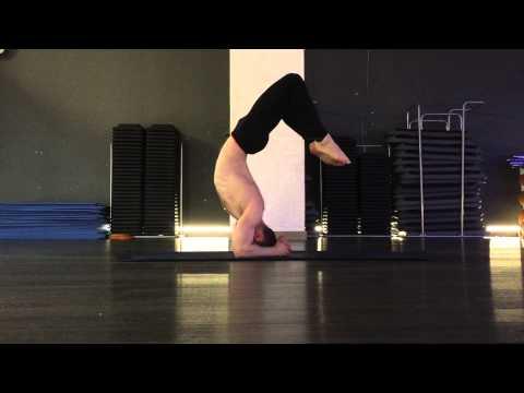 Yoga Gonz!!! 3 Sirsa Padasana