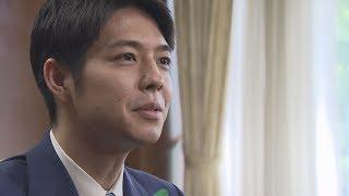 【HTBニュース】就任から1カ月 鈴木知事「あっという間だった」