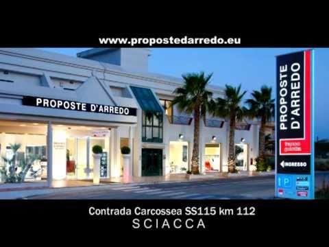 PROPOSTE D\'ARREDO GULOTTA SCIACCA PUBBLICITA\' 2010/2011 - YouTube