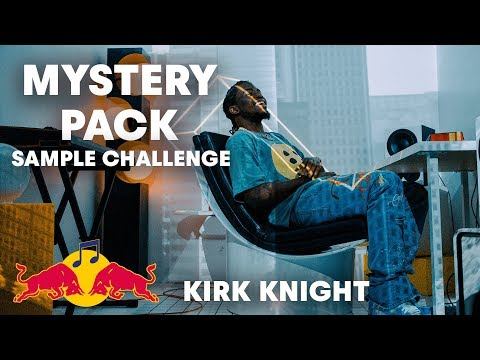 Kirk Knight Makes a Hard Trap Beat with Unknown Sounds  | Mystery Pack | Red Bull Remix Lab