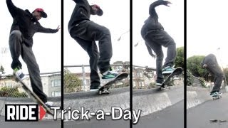 How-To Skateboarding_ Nollie Noseslide with Lavar McBride