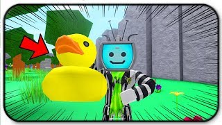 Rubber Ducky Your The One You Make Lifting So Much Fun - Roblox Duck Lifting Simulator