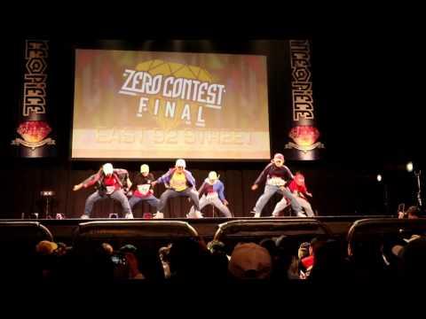 ZERO CONTEST FINAL KIDS部門:EAST 92...