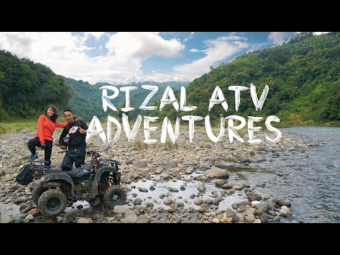ATV Adventures Rizal: A Breathtaking Off-Road ATV Adventure!