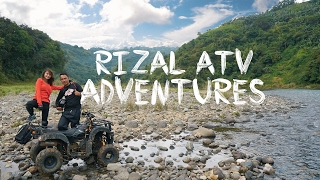 ATV Adventure Park: A Breathtaking Off-Road ATV Fun Ride! (Rizal, Philippines)