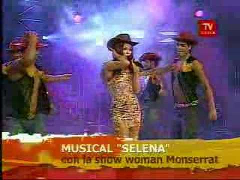 Monserrat Bustamante - Mix Selena